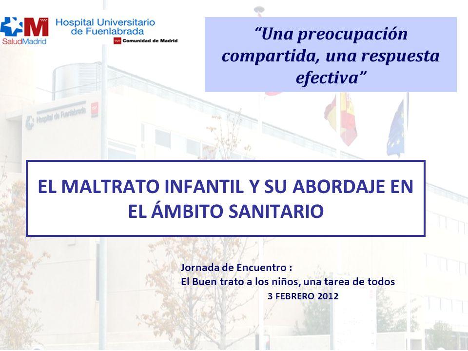 EL MALTRATO INFANTIL Y SU ABORDAJE EN EL ÁMBITO SANITARIO