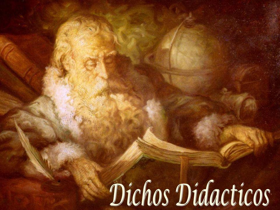 Dichos Didacticos