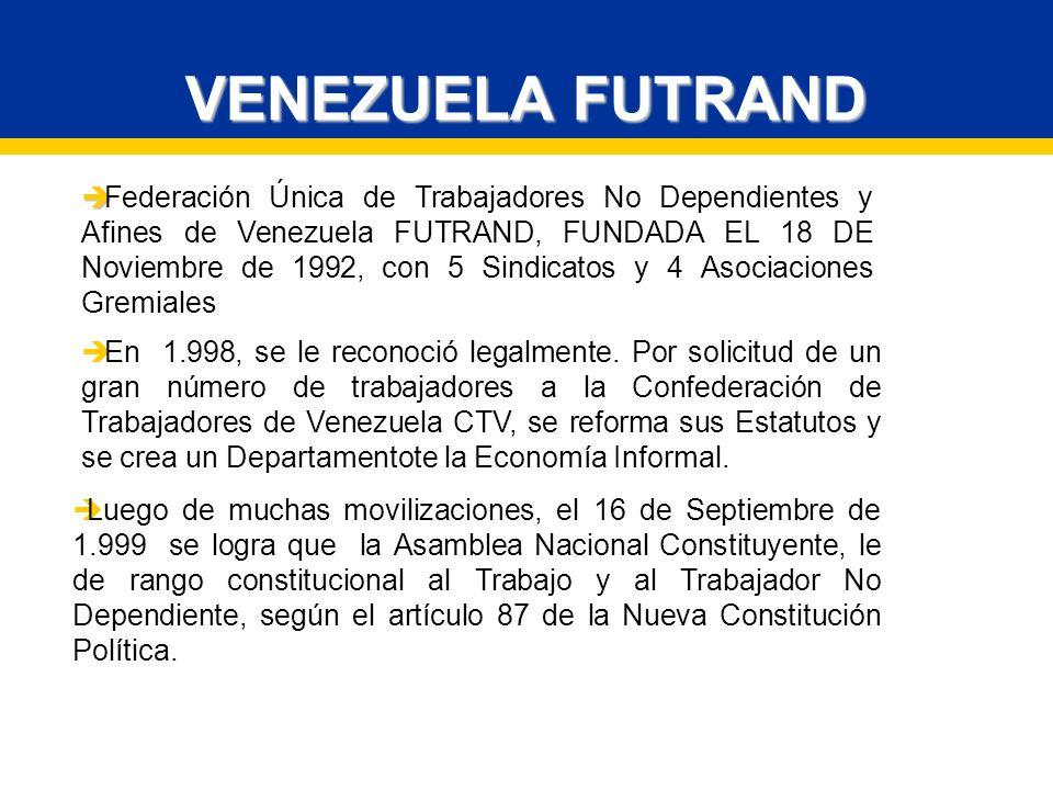 VENEZUELA FUTRAND