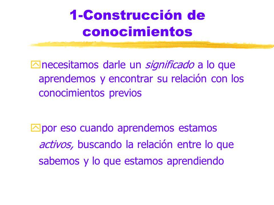 1-Construcción de conocimientos