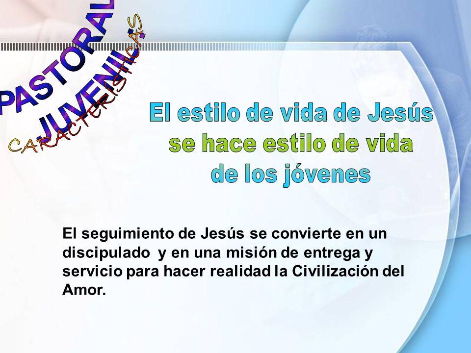 El estilo de vida de Jesús