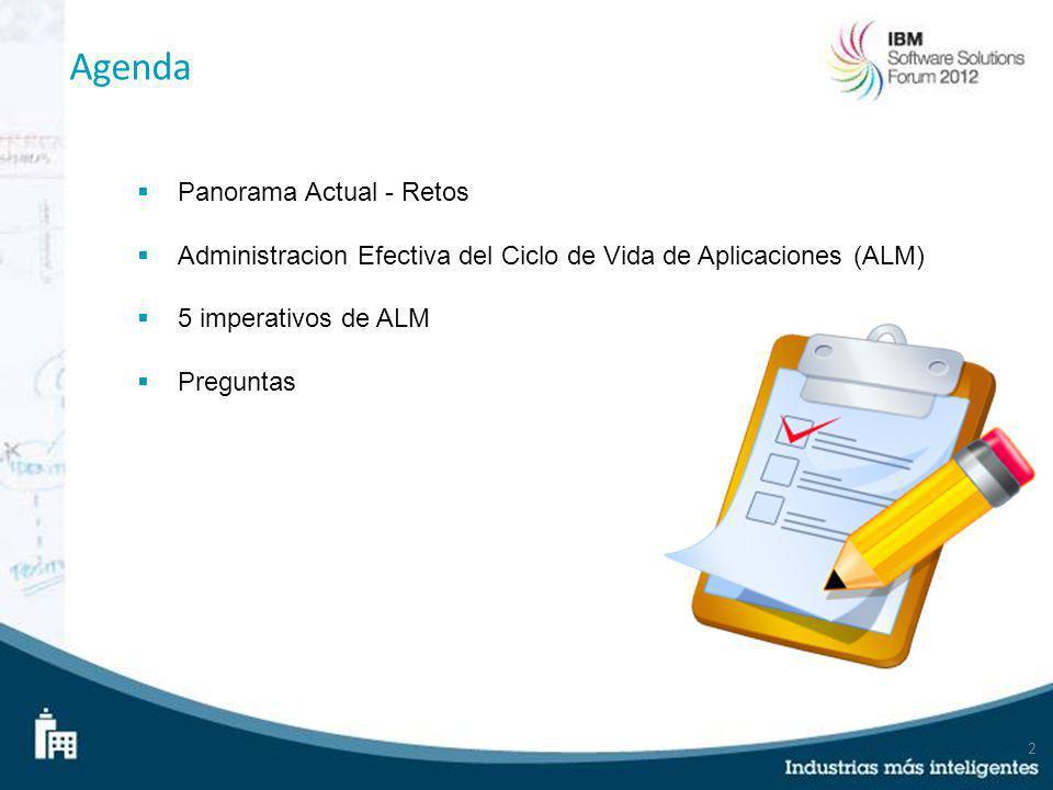 Agenda Panorama Actual - Retos
