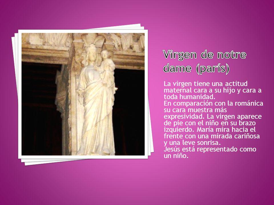 Virgen de notre dame (parís)
