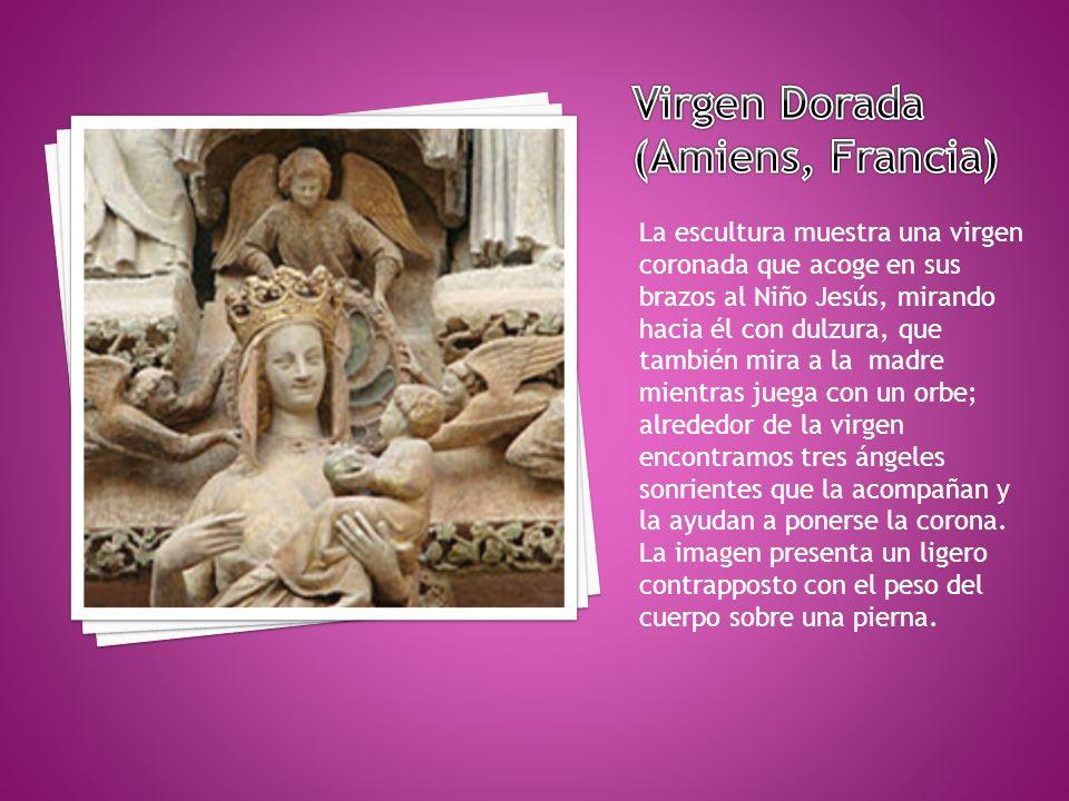 Virgen Dorada (Amiens, Francia)