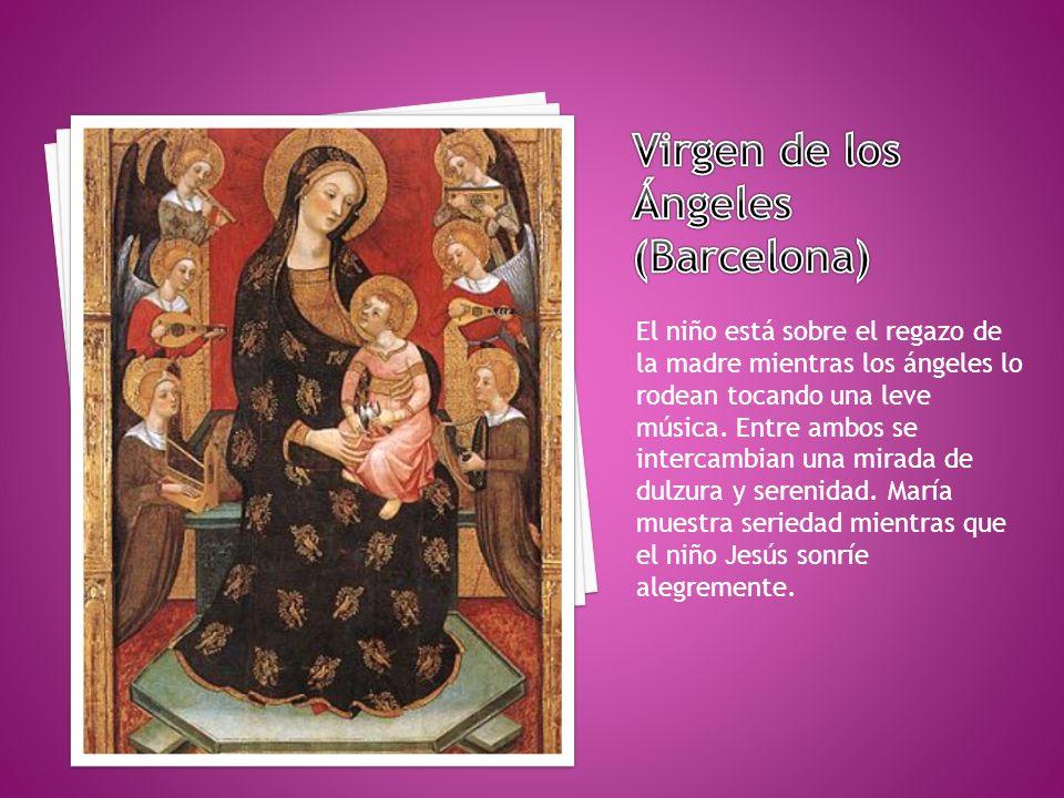 Virgen de los Ángeles (Barcelona)