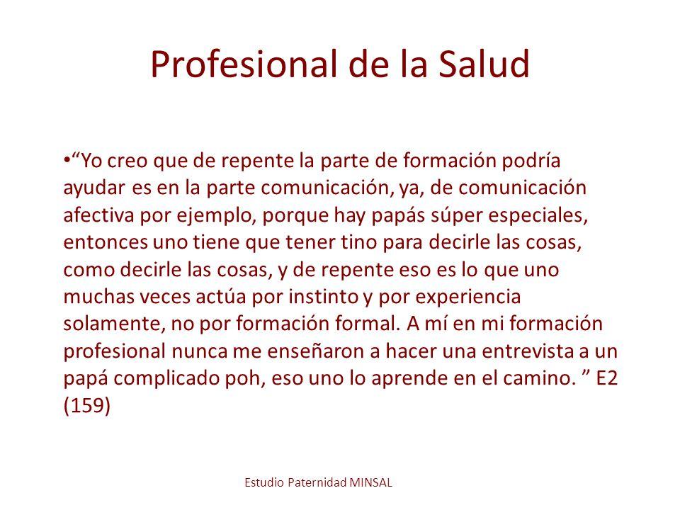 Profesional de la Salud