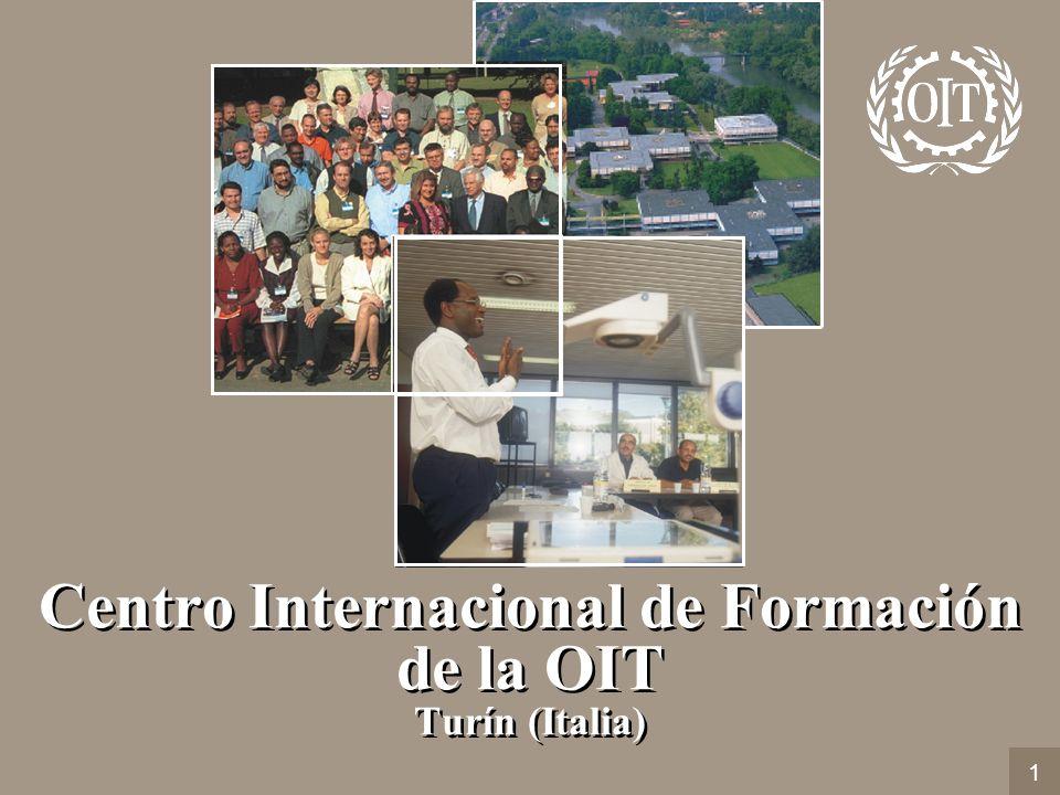 Centro Internacional de Formación de la OIT Turín (Italia)