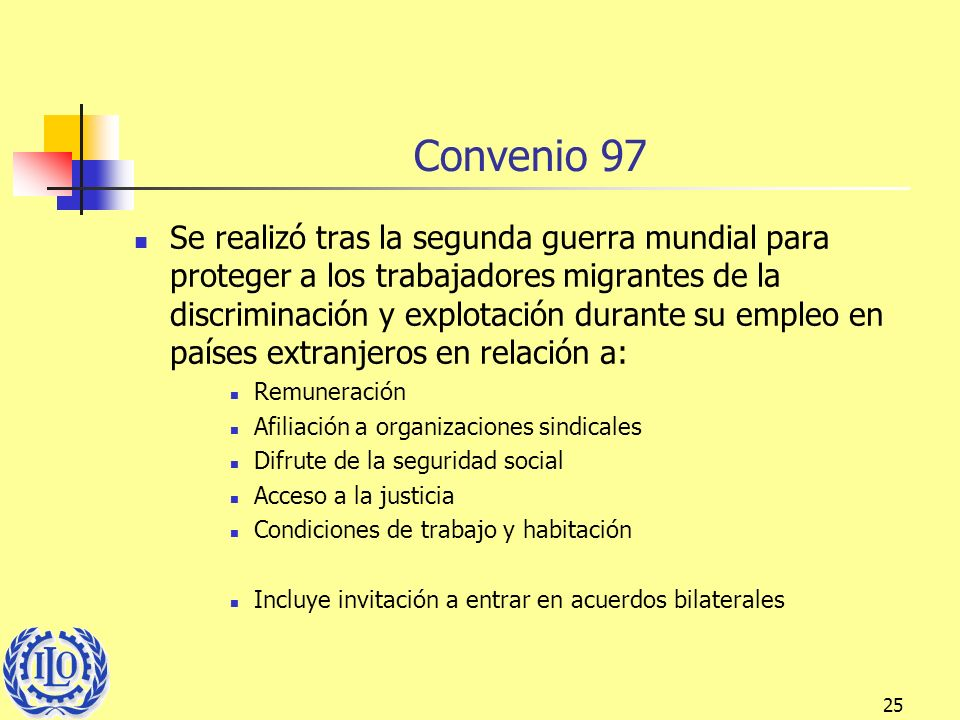 Convenio 97