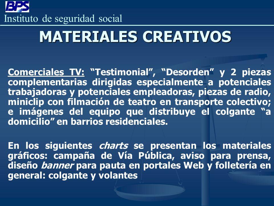 MATERIALES CREATIVOS