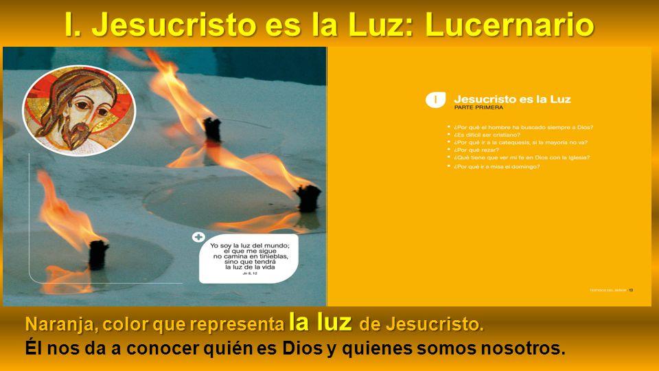I. Jesucristo es la Luz: Lucernario