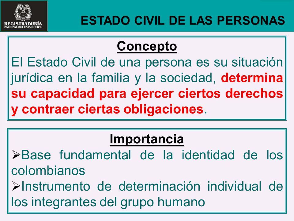 Base fundamental de la identidad de los colombianos