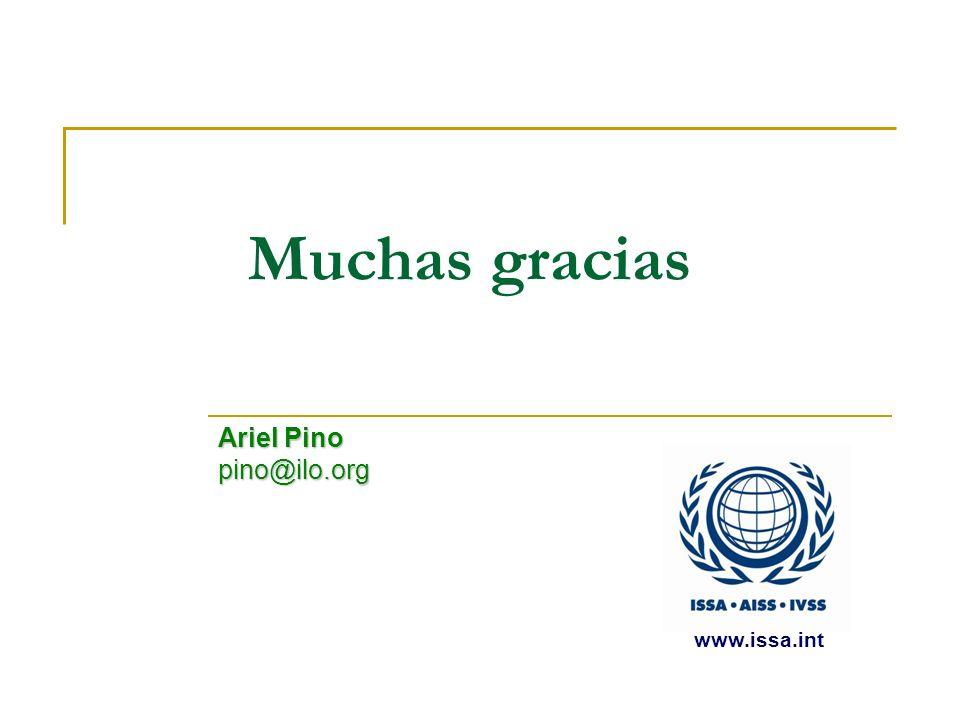 Ariel Pino pino@ilo.org