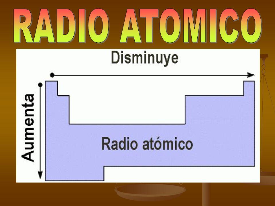 RADIO ATOMICO