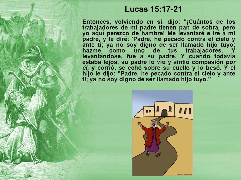 Lucas 15:17-21