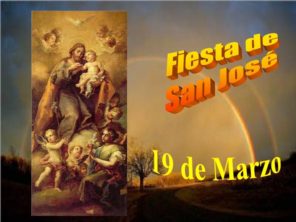 Fiesta de San José 19 de Marzo
