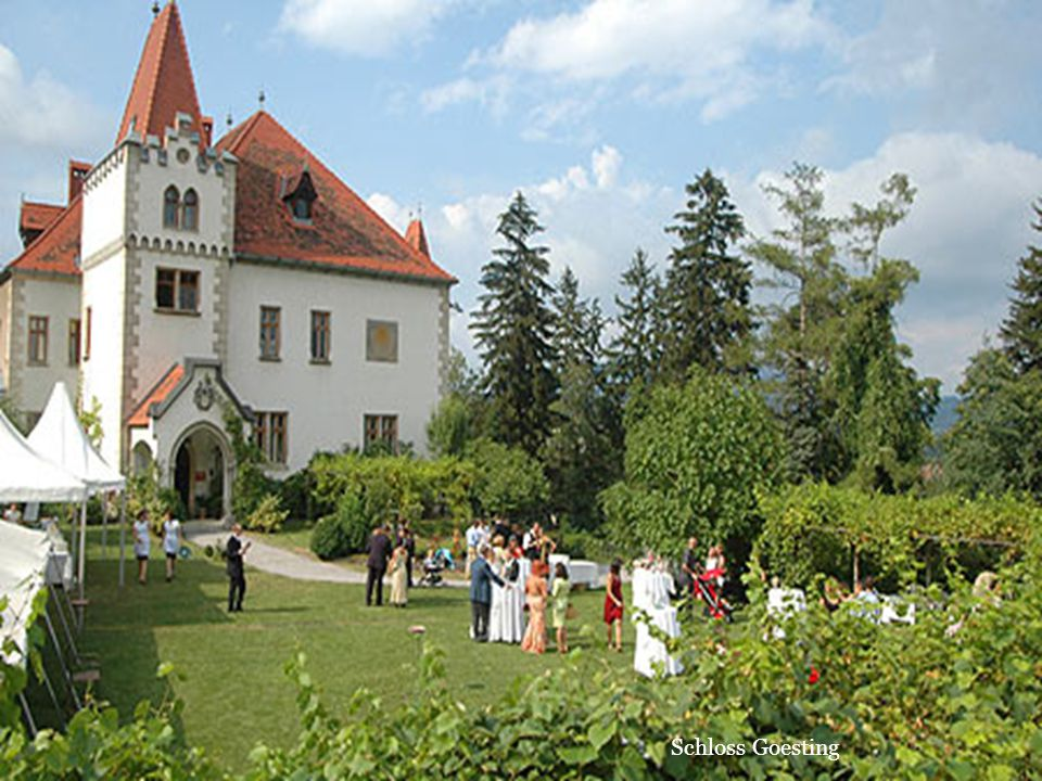 Schloss Goesting