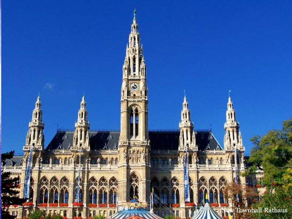 New Townhall Rathaus