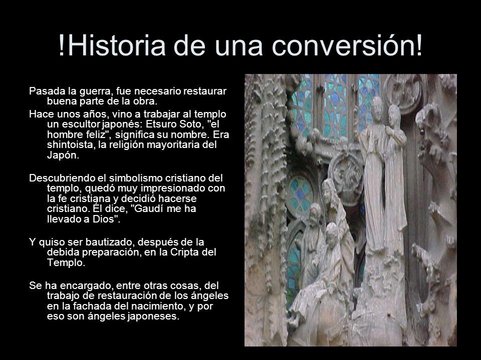 !Historia de una conversión!