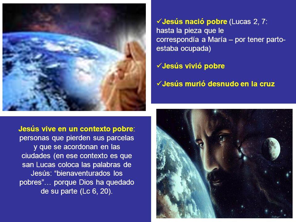 Jesús nació pobre (Lucas 2, 7: hasta la pieza que le