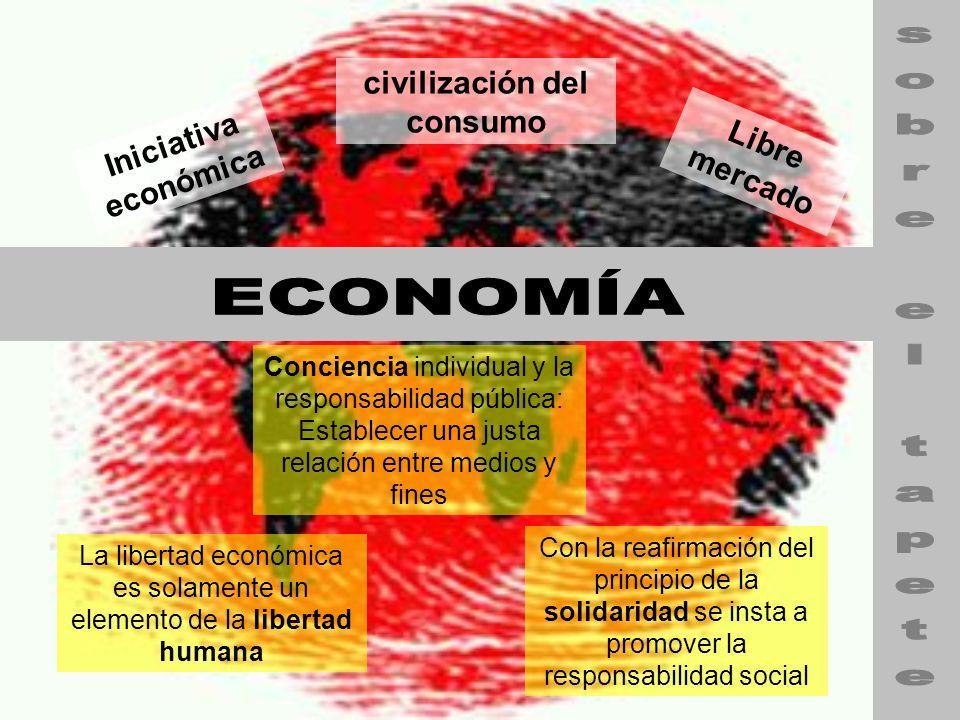 civilización del consumo