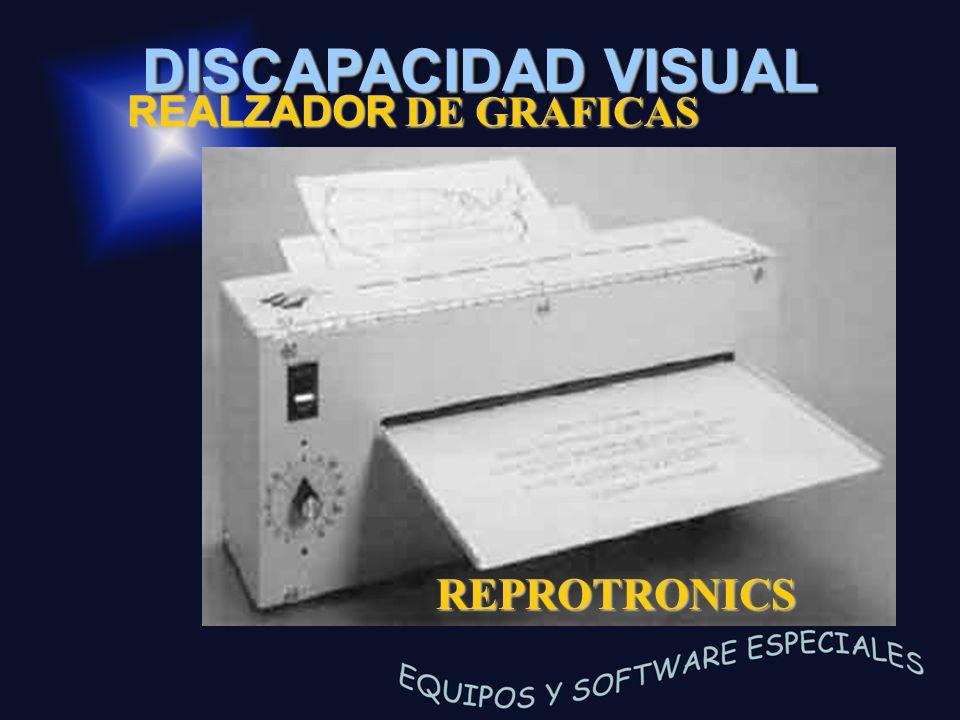 DISCAPACIDAD VISUAL BASIC REPROTRONICS REALZADOR DE GRAFICAS
