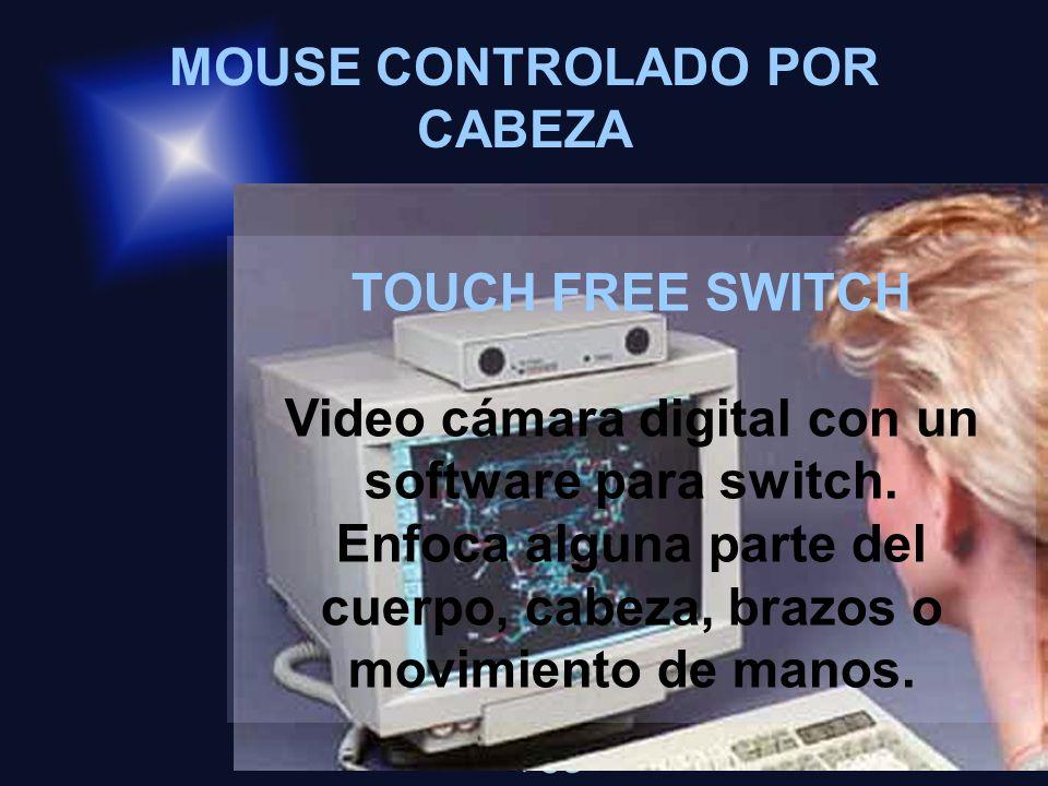 MOUSE CONTROLADO POR CABEZA