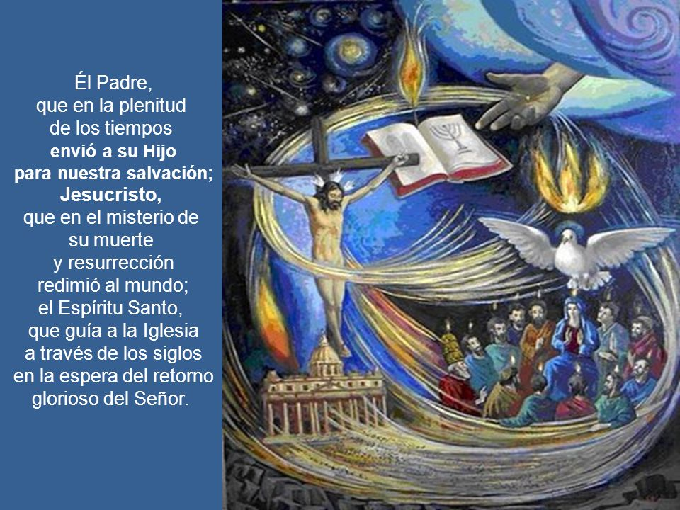 para nuestra salvación;