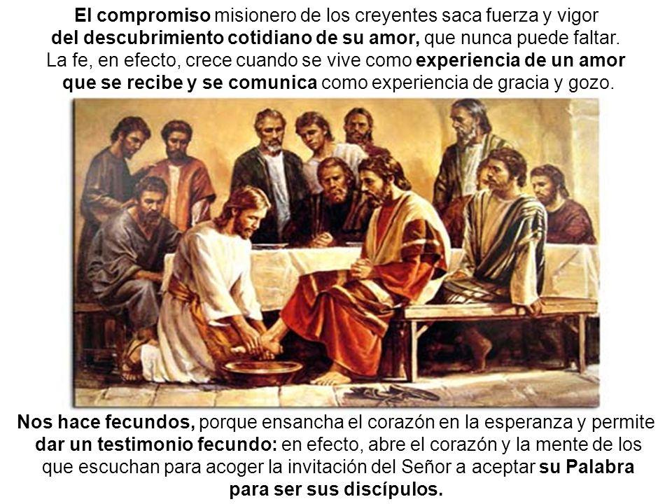 para ser sus discípulos.