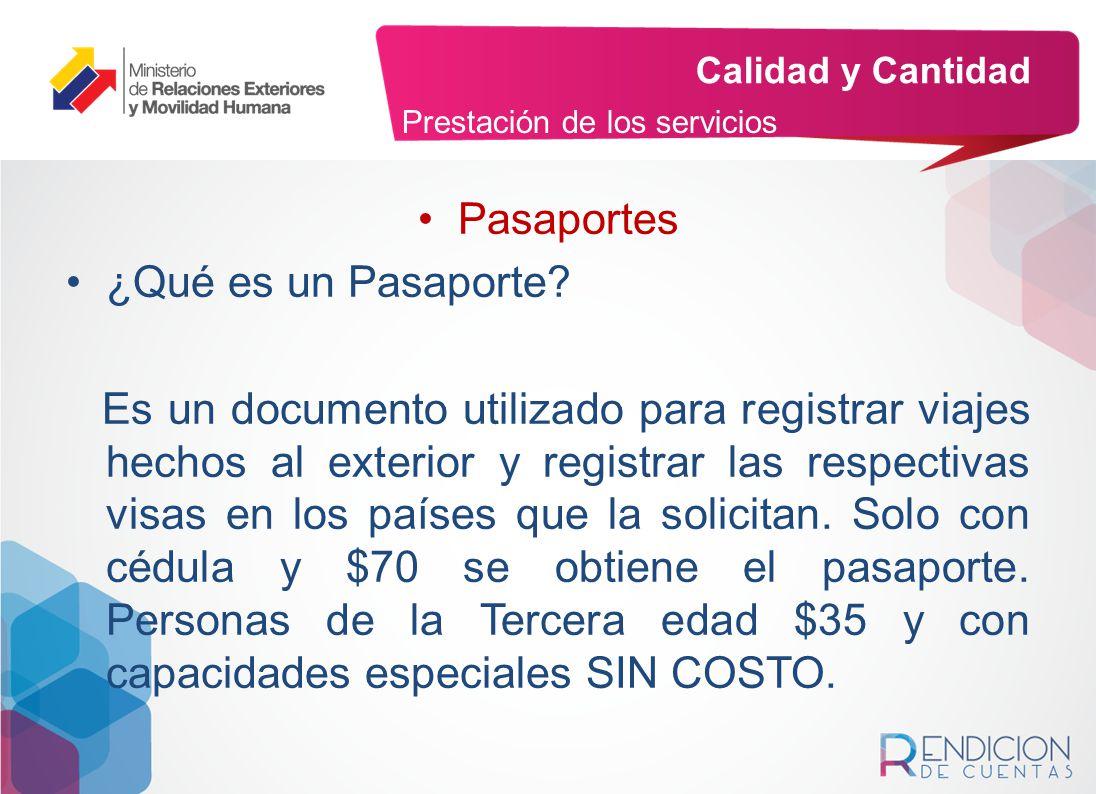 Pasaportes ¿Qué es un Pasaporte