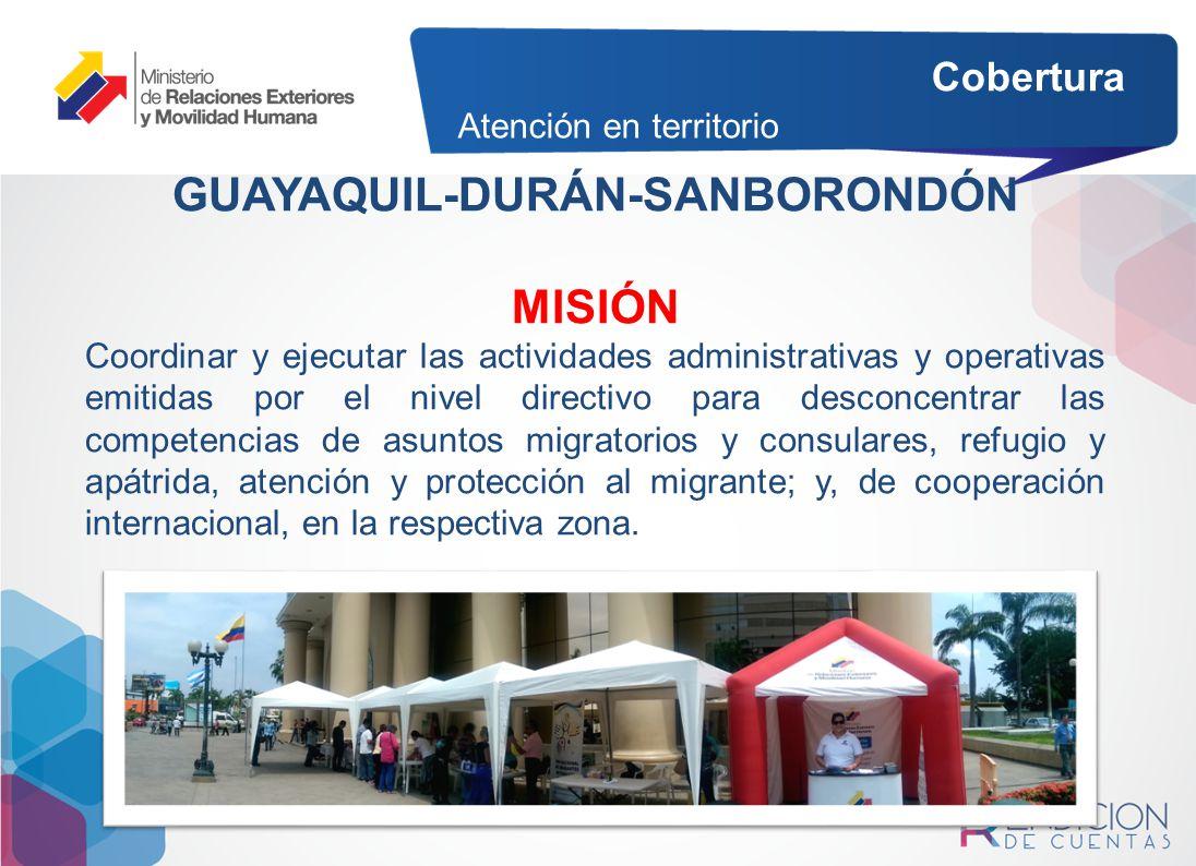 GUAYAQUIL-DURÁN-SANBORONDÓN