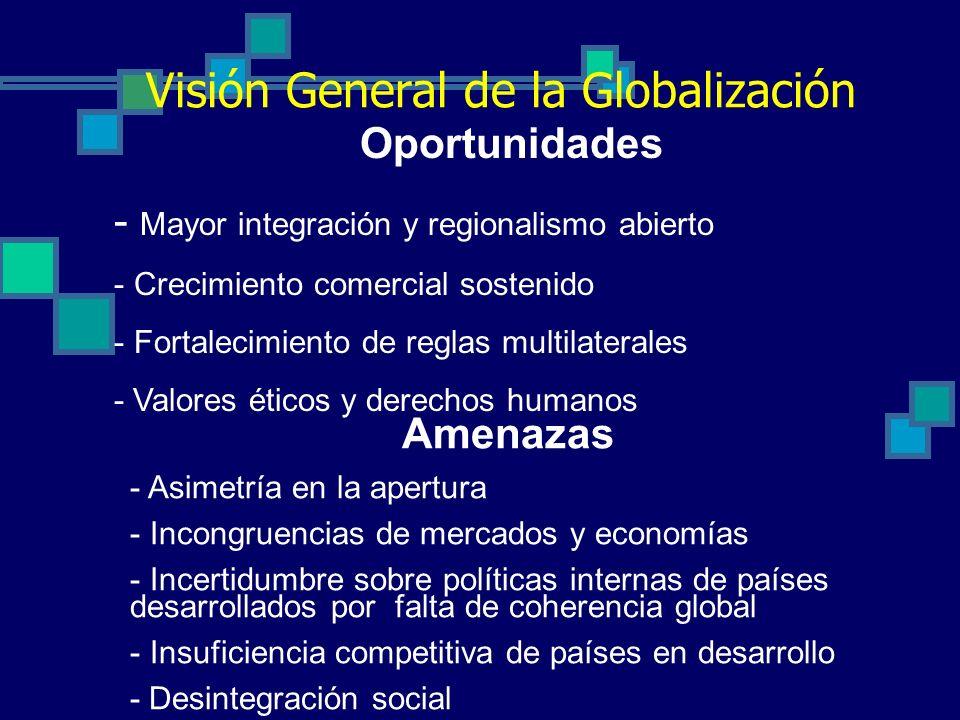 Visión General de la Globalización