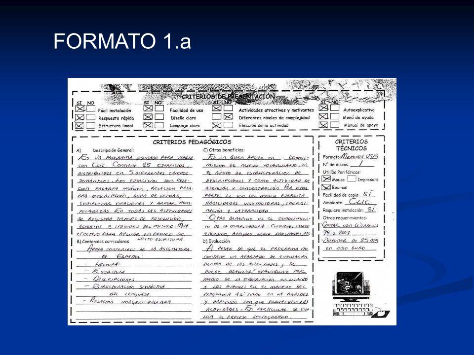 FORMATO 1.a