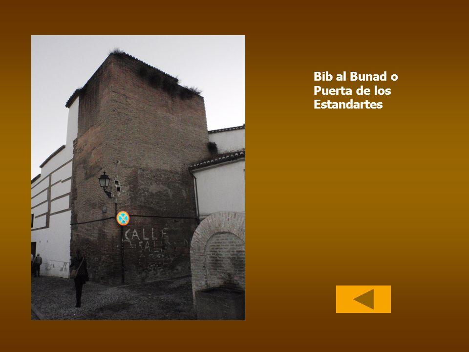 Bib al Bunad o Puerta de los Estandartes