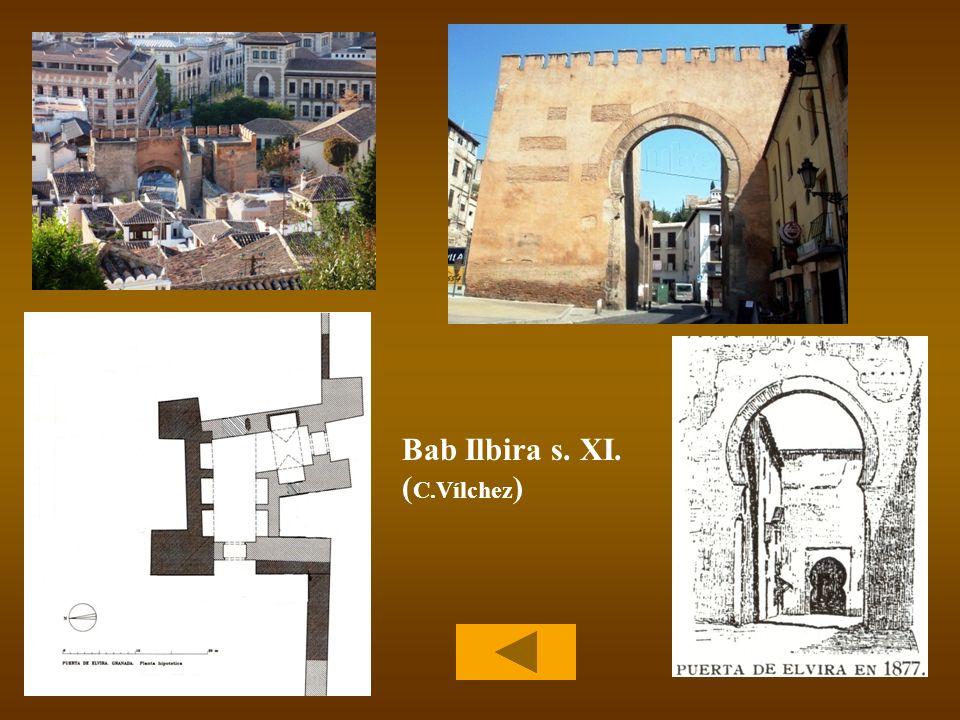 Bab Ilbira s. XI. (C.Vílchez)