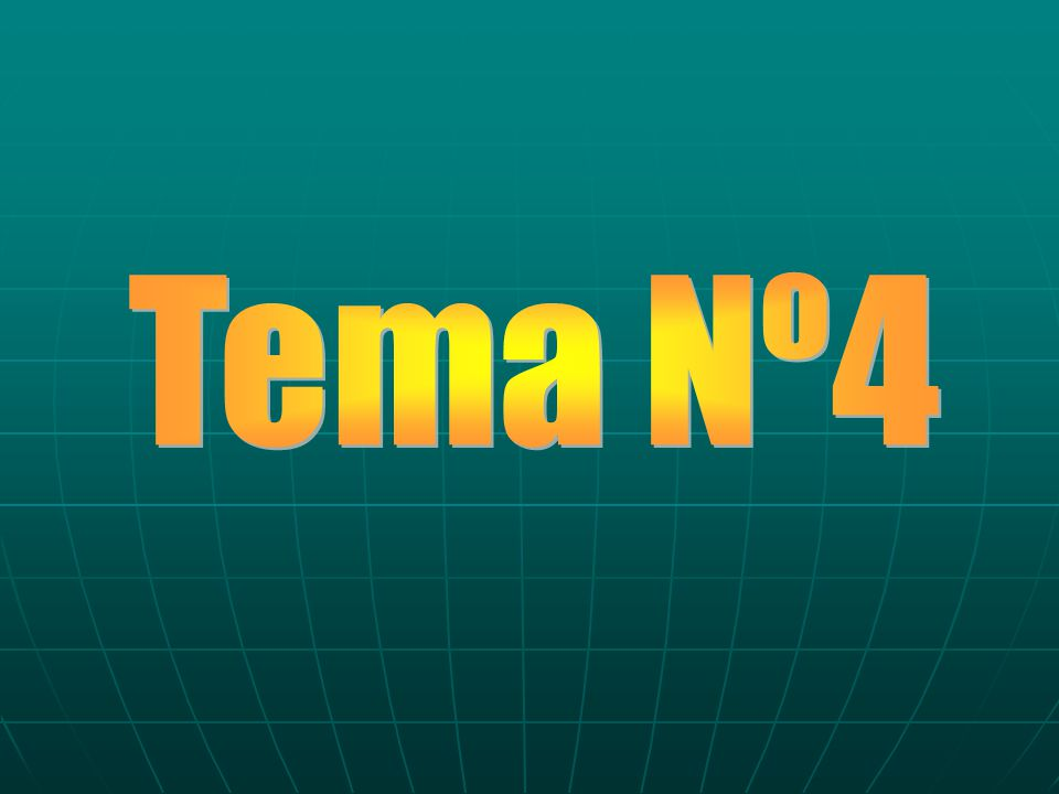 Tema Nº4