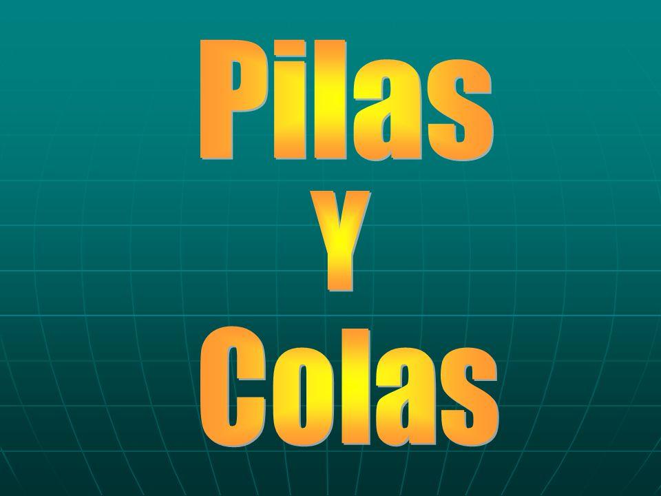 Pilas Y Colas
