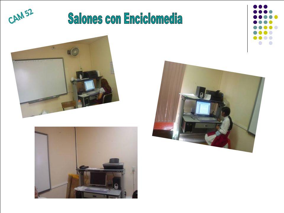 Salones con Enciclomedia