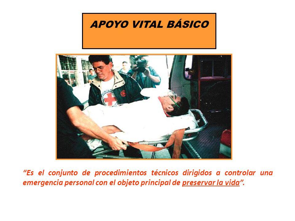 APOYO VITAL BÁSICO