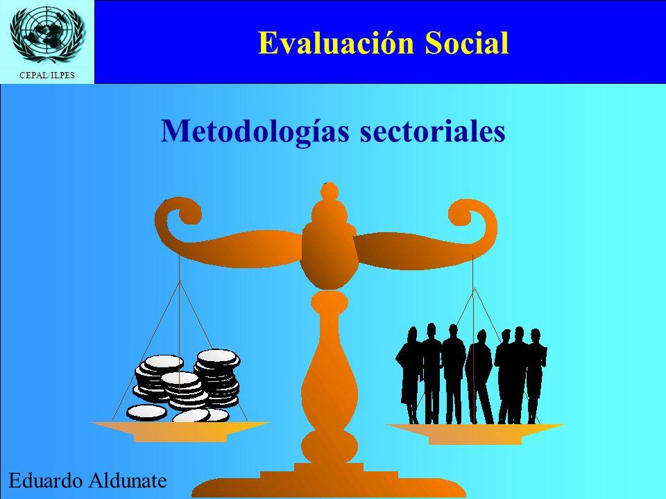 Metodologías sectoriales