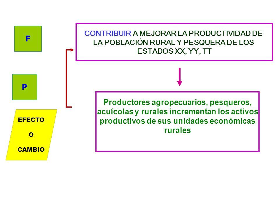 Productores agropecuarios, pesqueros,