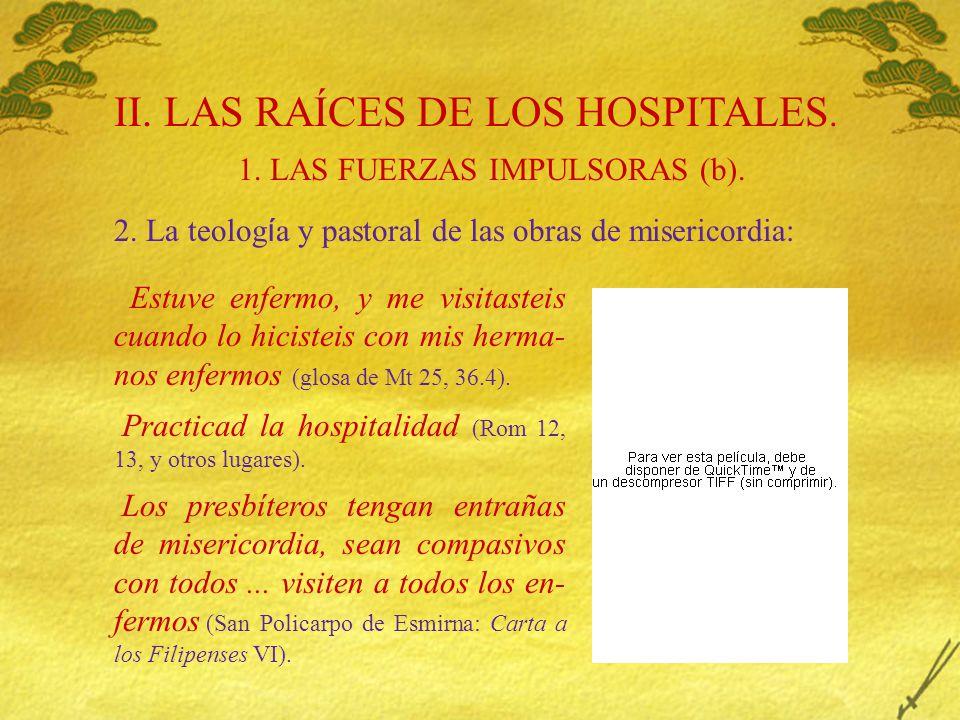 1. LAS FUERZAS IMPULSORAS (b).