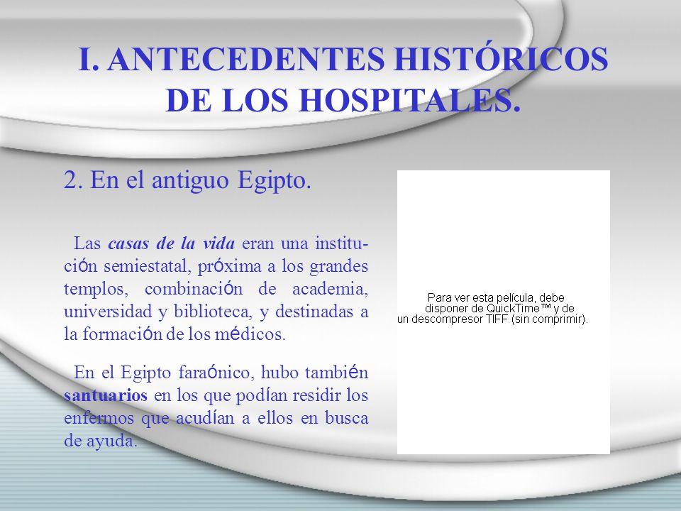 I. ANTECEDENTES HISTÓRICOS