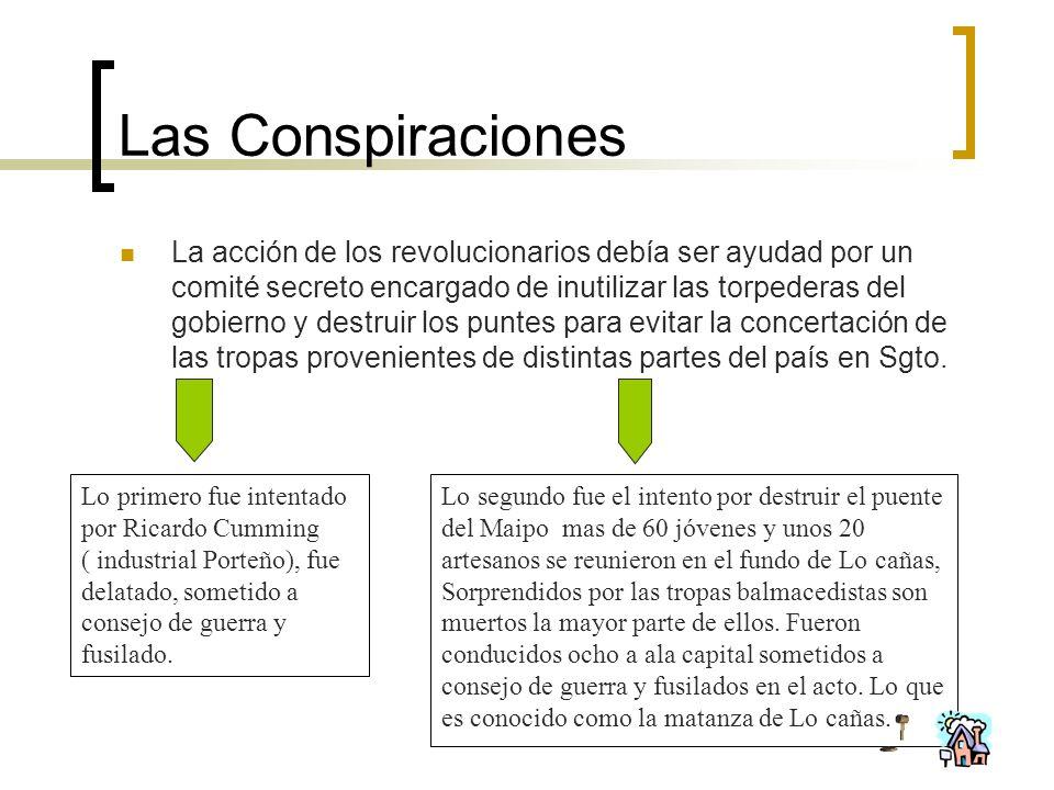 Las Conspiraciones