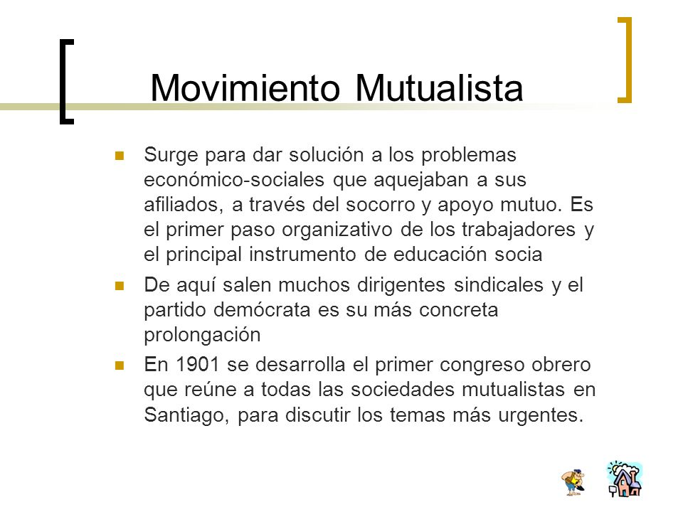 Movimiento Mutualista