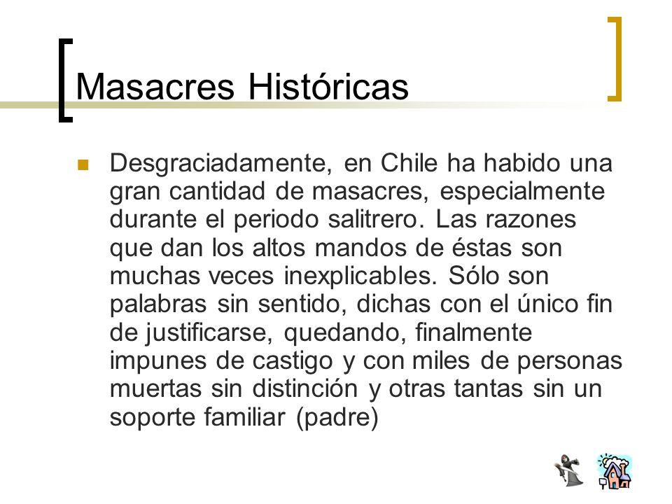 Masacres Históricas