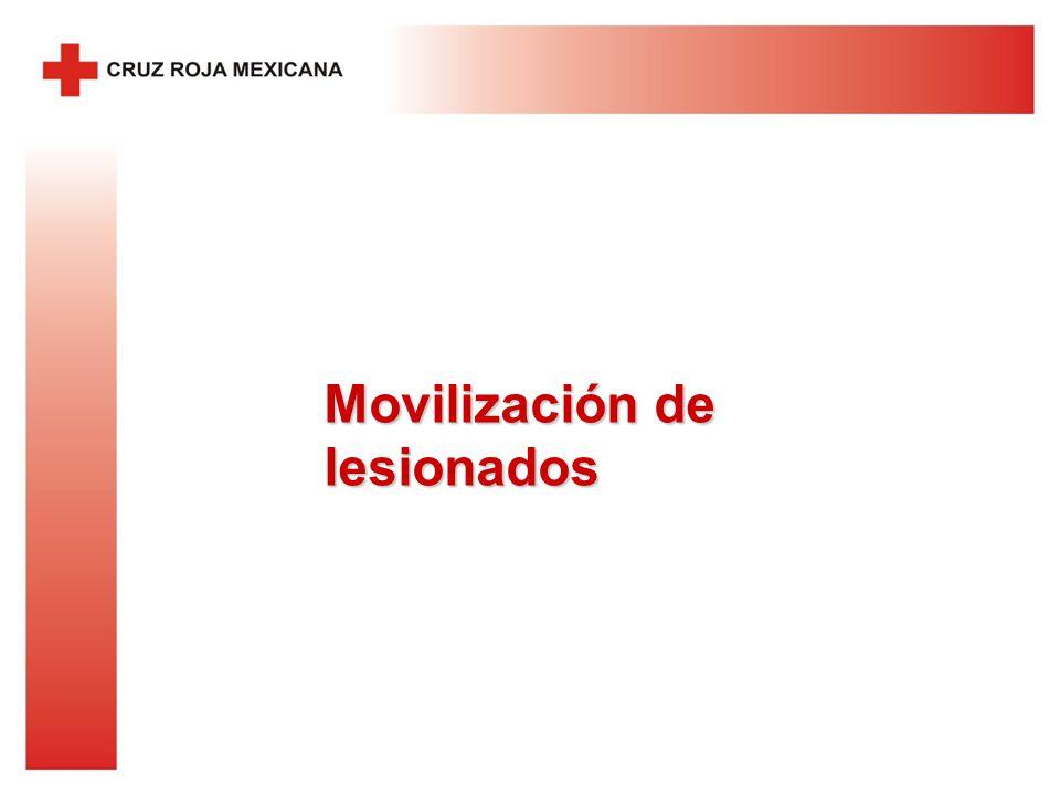 Movilización de lesionados