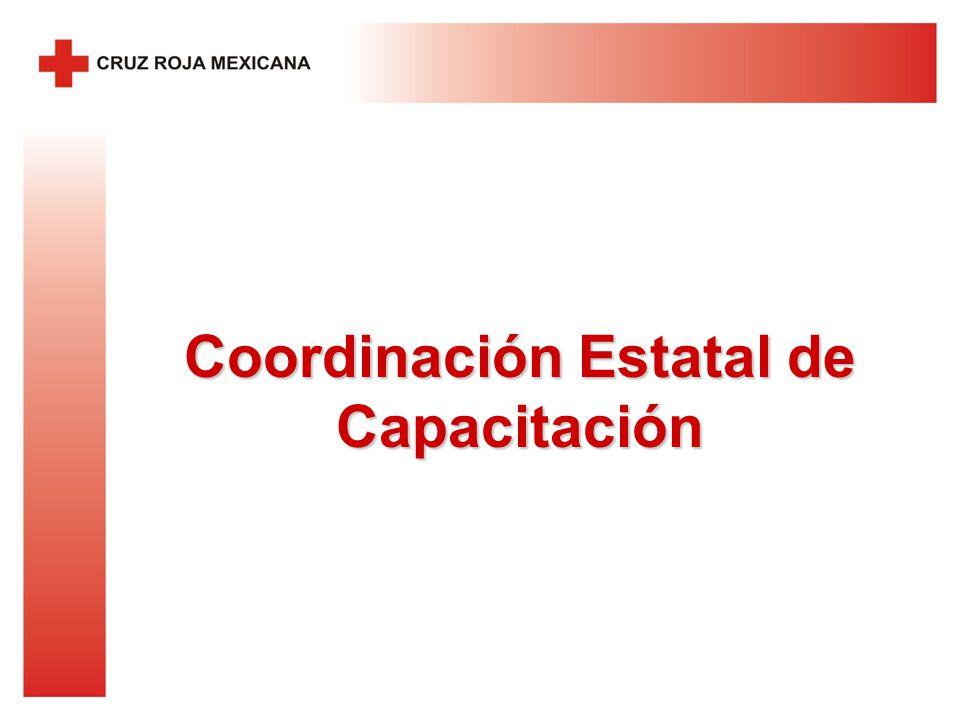 Coordinación Estatal de Capacitación