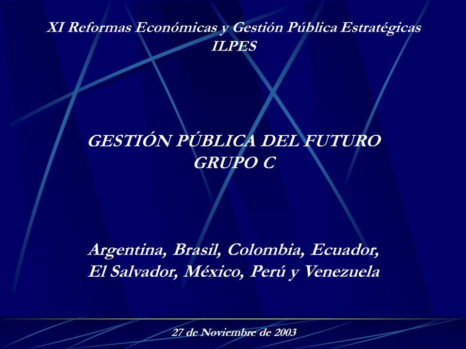 GESTIÓN PÚBLICA DEL FUTURO GRUPO C