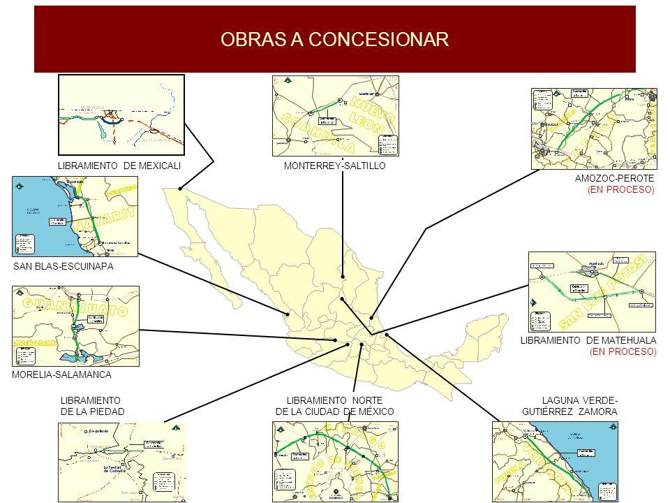 LIBRAMIENTO NORTE DE LA CIUDAD DE MÉXICO