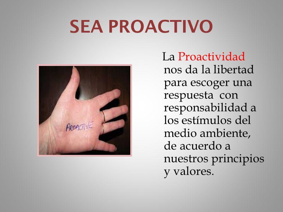 SEA PROACTIVO